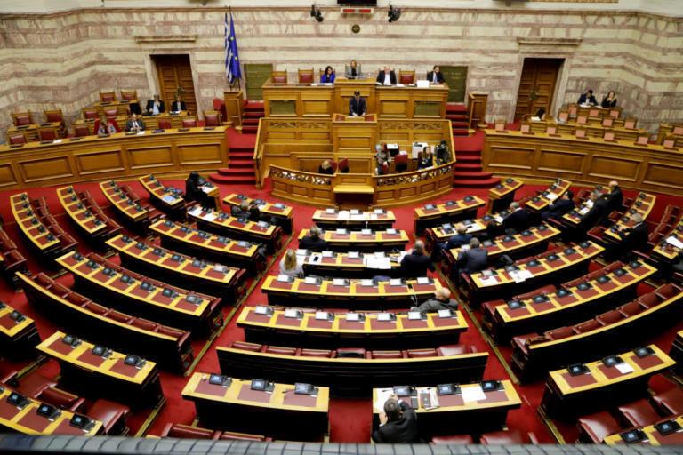Κατατέθηκε στην Βουλή η συμφωνία των Πρεσπών