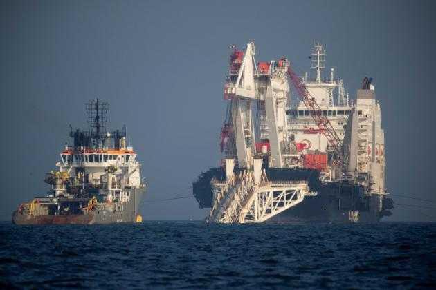 Ρωσία: Έτοιμος κατά το 1/3 ο αγωγός Nord Stream-2