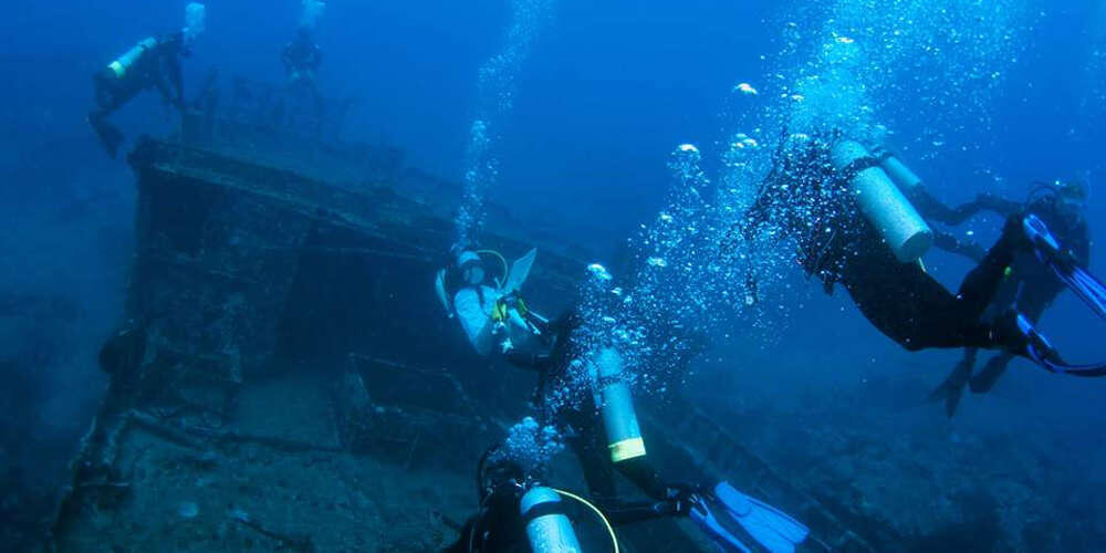 Απίστευτο: Βρέθηκε άθικτο ναυάγιο από τον 1ο αιώνα μ.Χ