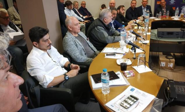 «Σκοτωμός» στον ΕΣΑΚΕ – Πρόταση-βόμβα Γιαννακόπουλου για Ολυμπιακό!