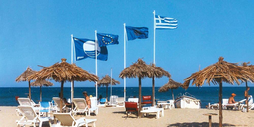 Γαλάζιες Σημαίες 2019: Αυτές είναι οι 92 καθαρότερες ελληνικές παραλίες