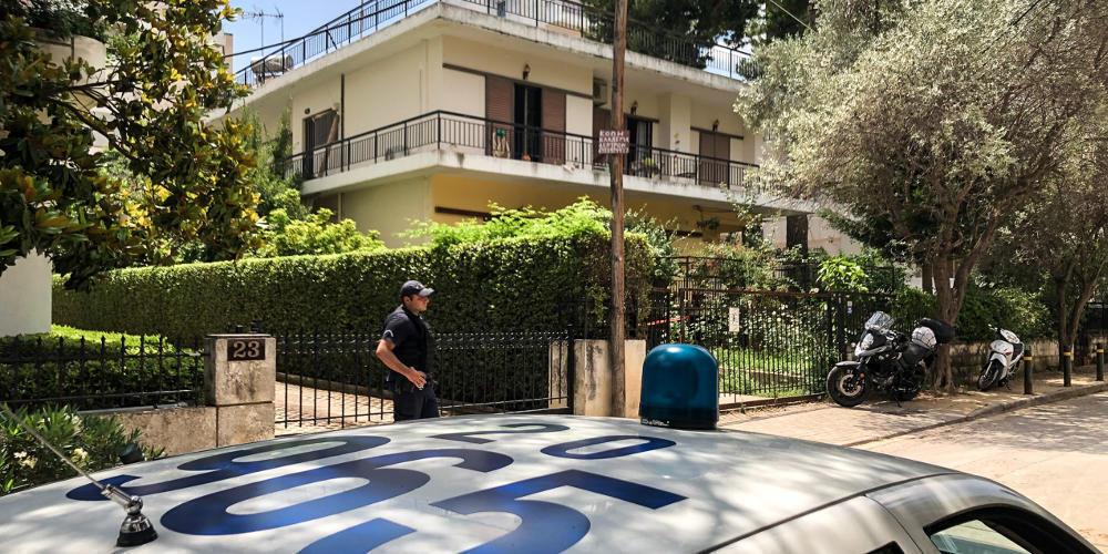 Οικογενειακή τραγωδία στην Αγία Παρασκευή: Η 31χρονη είχε επιτεθεί ξανά στον πατέρα της