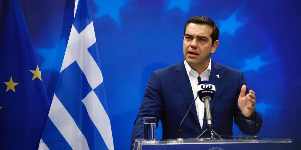 Αποκάλυψη Τσίπρα: Συμφωνία με την ExxonMobil για έρευνες νοτιοδυτικά της Κρήτης