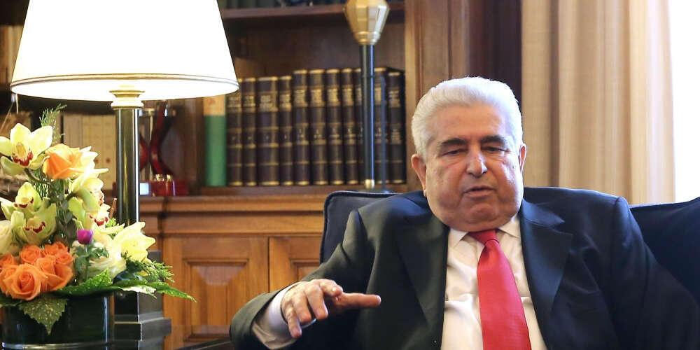 Πέθανε ο πρώην Πρόεδρος της Κύπρου Δημήτρης Χριστόφιας