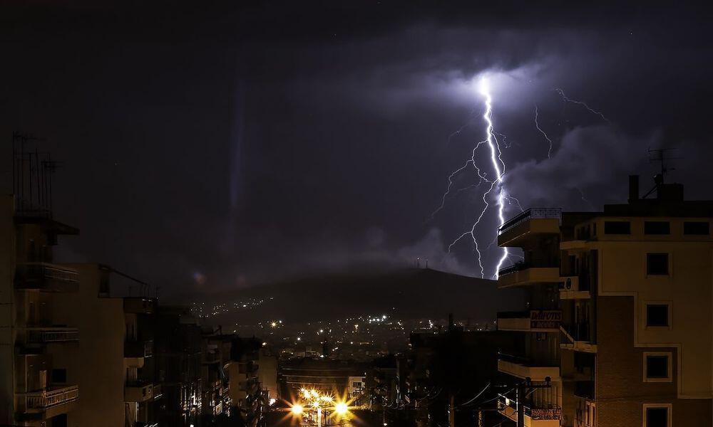 Συναγερμός! Καταιγίδες και χαλάζι ενόψει – Θα επηρεαστούν Χαλκιδική, Αττική και Θεσσαλονίκη!