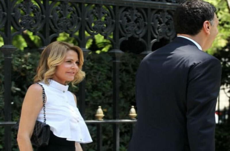 Ρεζίλι μπροστά στις κάμερες η Τζένη Μπαλατσινού: Η μητέρα του Κικίλια την «σκότωσε» με ένα βλέμμα!