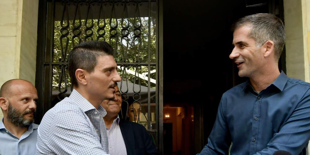 Τι ειπώθηκε στη σημερινή συνάντηση Μπακογιάννη-Γιαννακόπουλου για τον Βοτανικό