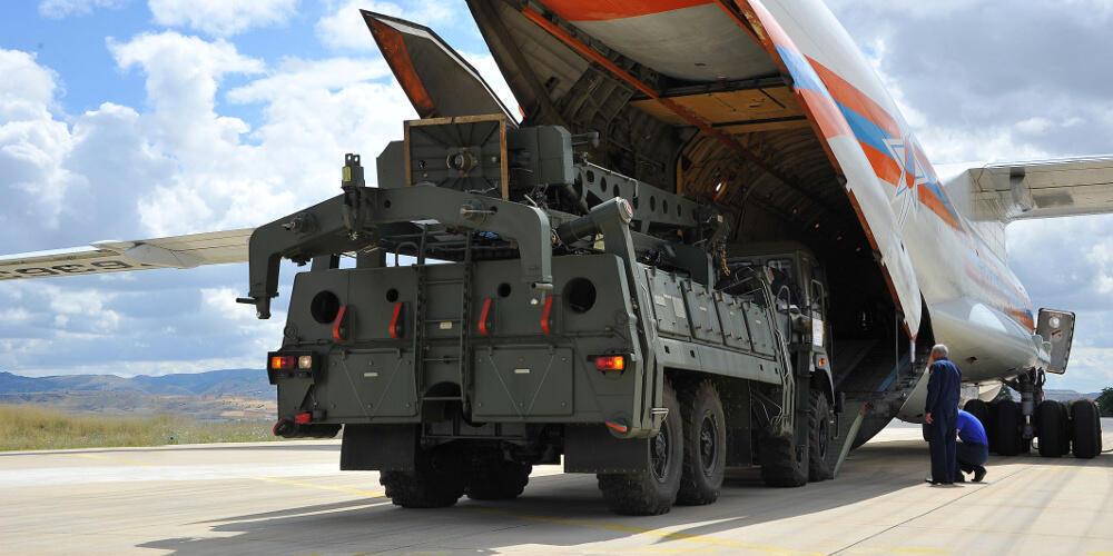 Στη δημοσιότητα οι πρώτες φωτογραφίες με την άφιξη των S-400 στην Τουρκία