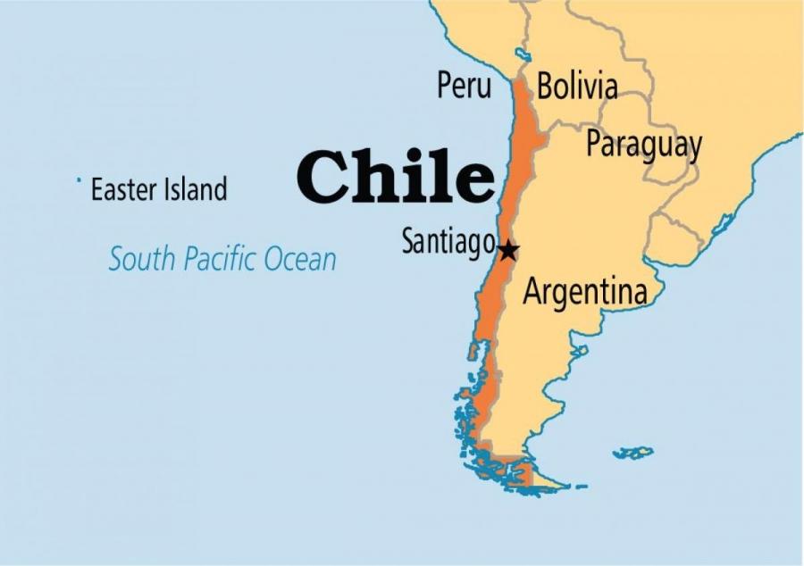 Σοκ στη Χιλή: Επιστροφή στη σκληρή καραντίνα με εμβολιασμένο το 75% του πληθυσμού